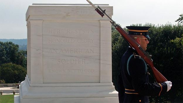 Becoming a Sentinel at the Tomb of the Unknowns is considered one of the highest honors in the United States Army.