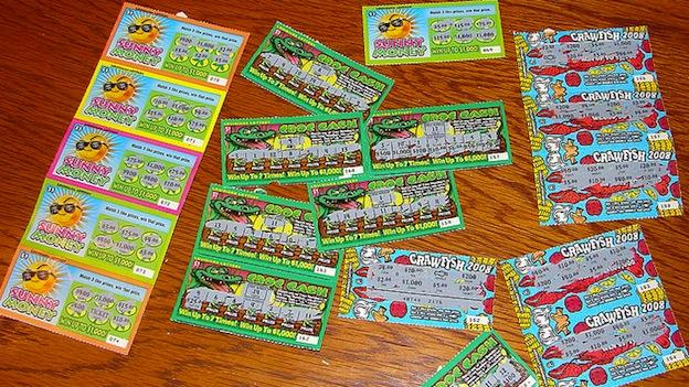 A company that provides scratch-off lottery tickets in D.C. has been avoiding a city law.
