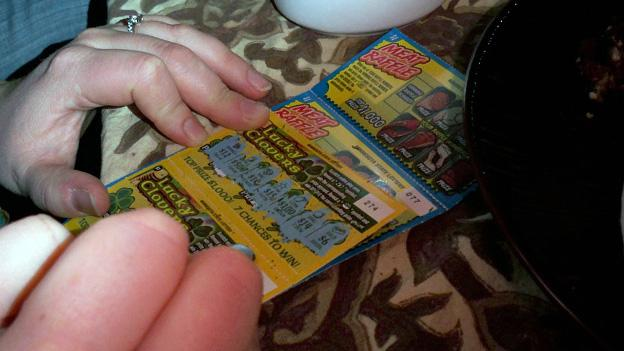 Scratch-off lottery tickets may soon become a rare commodity in the District.