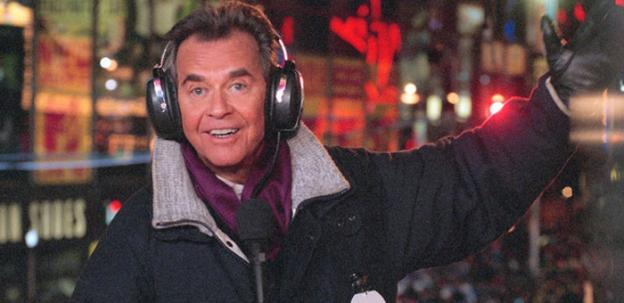 Dick Clark brought in the New Year from Times Square for over three decades.