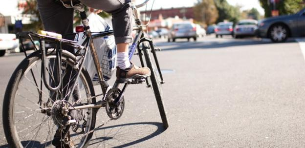 District officials are touting bicycles as one of the best ways to get to the presidential inauguration Jan. 21.