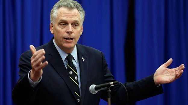 While the Virginia governor acknowledges his achievements early in his term, the Commonwealth's legislature remains stalled on Medicaid expansion.