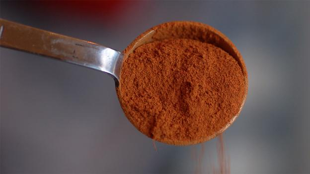 "Doctors advise young people not to be tempted to take the ""Cinnamon Challenge."""