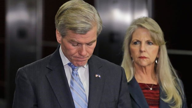 Former Virginia Gov. Bob McDonnell and his wife Maureen, right, have been charged in a corruption investigation.