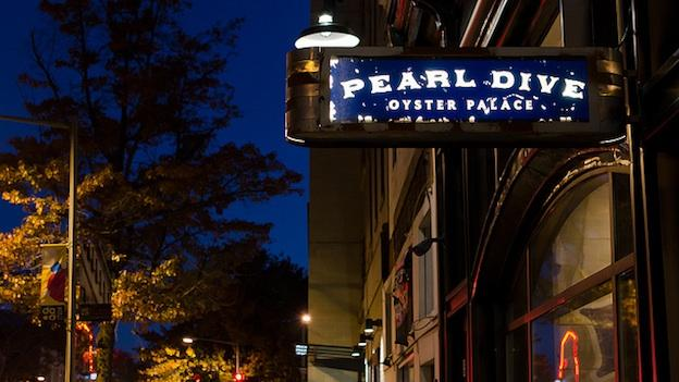Customers have waited up to three hours for a table at 14th Street NW newcomer Pearl Dive.