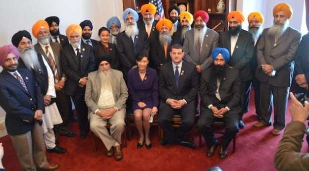 The first-ever Congressional American Sikh Caucus was launched this week.