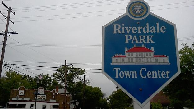 Residents of Riverdale Park in Prince George's County are at odds with developers over rezoning