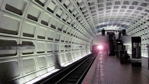 It was more than an hour before normal service resumed from the Shaw Metro station on the Green Line.