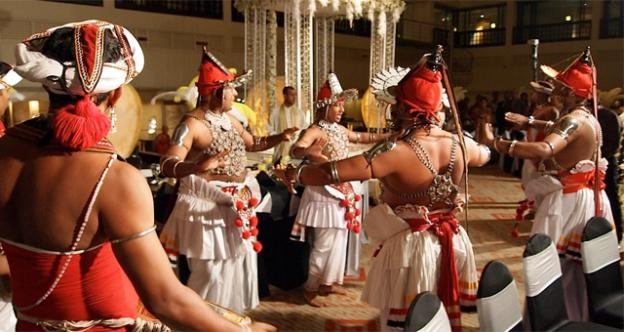 Thousands of years of Sri Lankan culture dance over to Strathmore in North Bethesda this weekend.