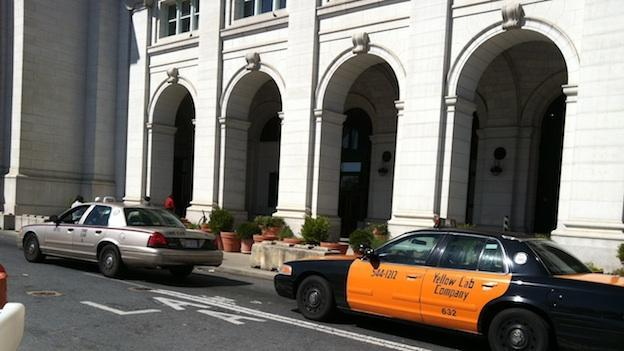 Charges against a man accused of attacking a cabbie were dropped Wednesday.