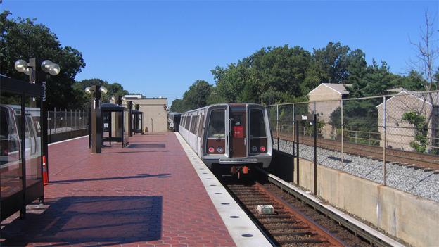 Normal riders out of the Takoma Metro Station will have to take a local shuttle bus this weekend.