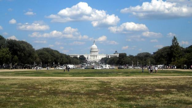 The renovation of the National Mall will be funded in part by a $10 million donation from Volkswagen.