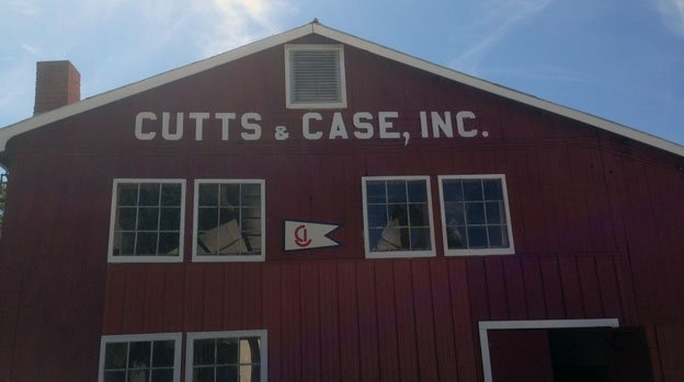 The Cutts & Case Shipyard is focused on wooden boat design and construction.