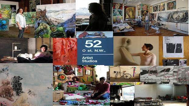 52 O Street Studios has been providing creative work space for artists since 1979.
