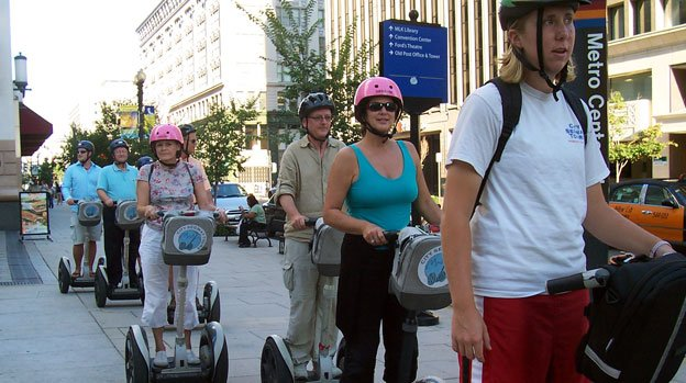 It's not just you, there really are more tourists on D.C.'s streets.