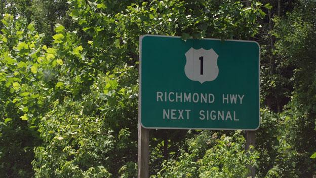 Virginia officials are trying figure out how to widen Richmond Highway.
