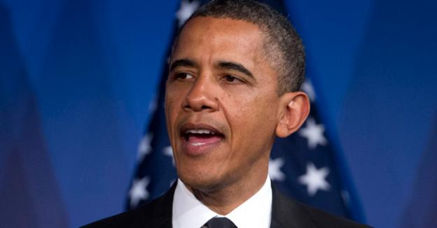 President Barack Obama speaks in Washington. President Barack Obama faced mounting pressure Wednesday to express support for same-sex marriage after a setback for gay-rights advocates in North Carolina.