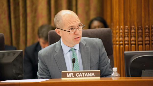 Catania wants parents to have an advocate within the D.C. public school system.