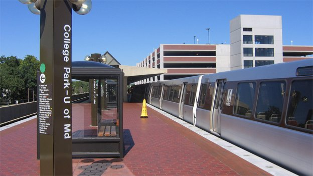 There will be no trains between College Park and Greenbelt this weekend.