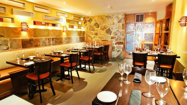 Unum features cuisines from all over the world.