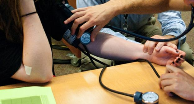 A simple blood pressure test can help screen for a variety of cardiovascular conditions.