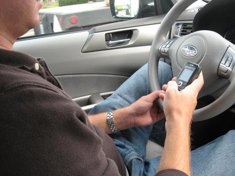 A bill being considered in the Virginia State Senate would make texting while driving a primary offense.