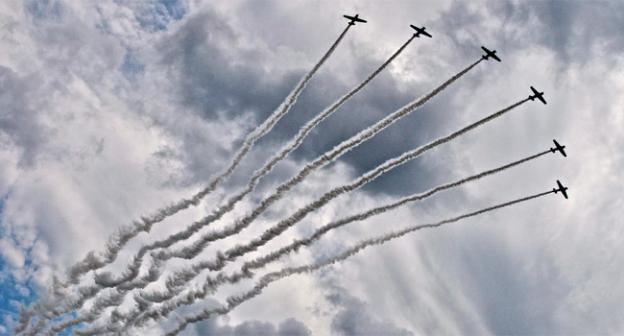 Fans of the Geico Sky Typers will have to settle for air shows once every other year.