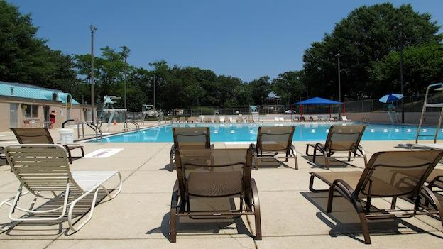 The District's swimming pools are official open for the summer.