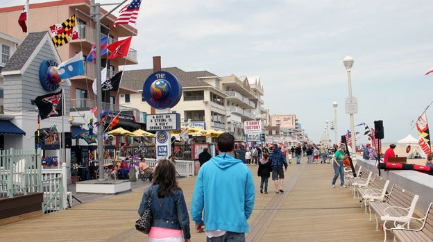 With the swell of summer crowds to Ocean City's boardwalk, the city has to ramp up services to accomodate them.