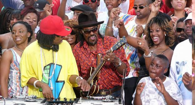 The D.C. Public Library is asking fans to share their Chuck Brown memorabilia for posterity.