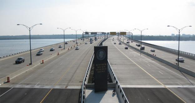 "Maintenance crews will soon inspect the foundations of the Wilson Bridge for cracks using ""snooper"" trucks that require lane closures."