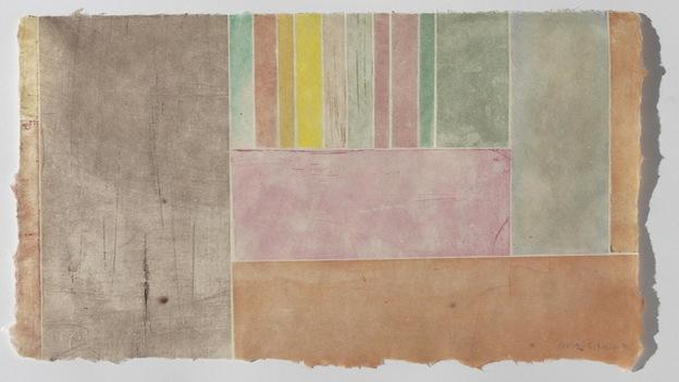 John Cage dabbled in abstract watercolors when he wasn't making music on the avant-garde.