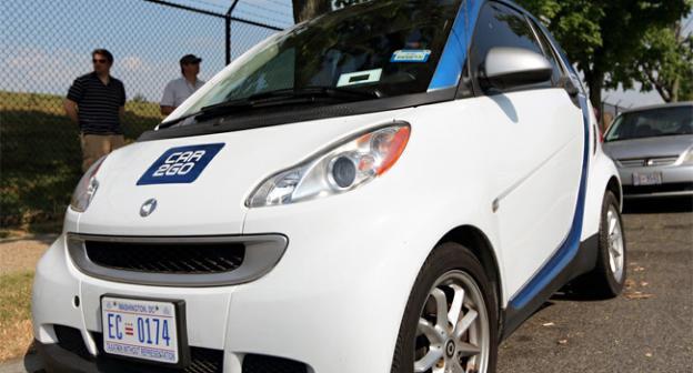 Supporting carsharing services like car2go are just one way to help move D.C. towards a less congested future.