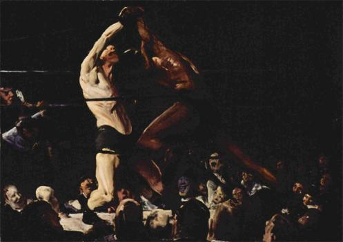 George Bellows gets the show he deserves this year at Washington's National Gallery of Art.