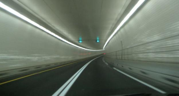 The Baltimore Harbor Tunnel will be the object of renovations all summer.