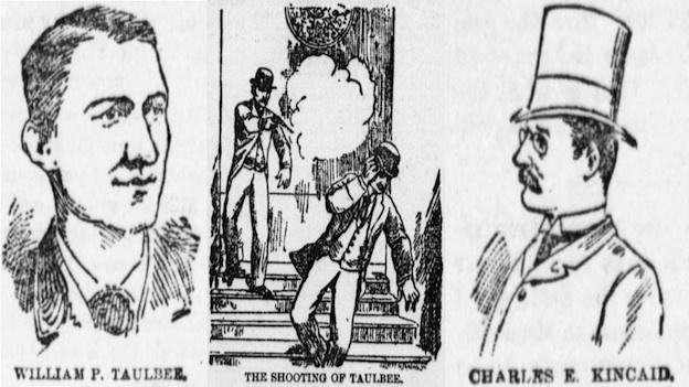 Among Robert Pohl's favorite Capitol Hill scandals is the juicy tale of William Taulbee's murder at the hands of Charles Kincaid.