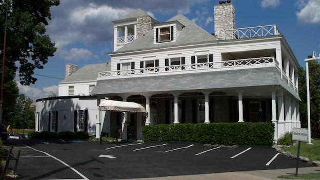 The Blair Mansion Restaurant is one of the few local dining establishments remaining from the 1950s.