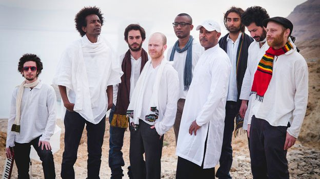 Israeli world reggae band Zvuloon Dub System is coming to D.C. this week.