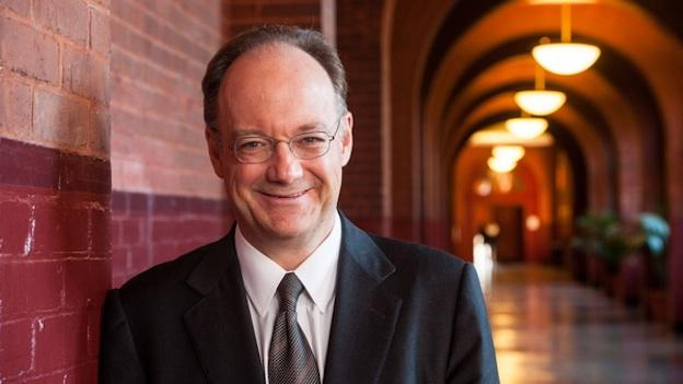 John DeGioia is president of Georgetown University.