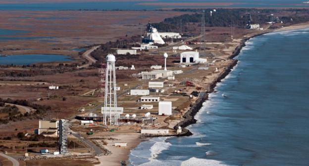 The Wallops Flight Facility on the Eastern Shore will be the site of a rocket launch Thursday.