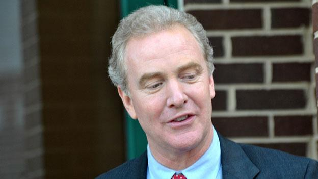 Rep. Chris Van Hollen (D-Md.) is the only local lawmaker serving on the super committee tasked with cutting $1 trillion from the federal deficit. He says the behind closed door meetings are necessary to take some of the politics out of the process.