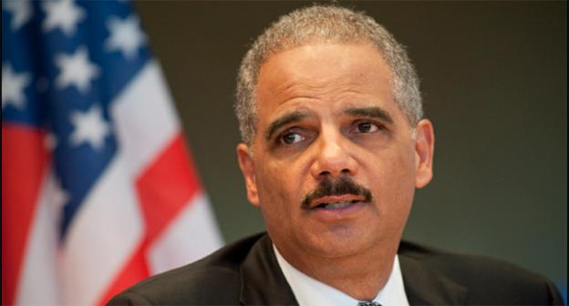 U.S. Attorney General Eric Holder, shown here speaking to the EU, was held in contempt by the House Oversight and Government Reform Committee.