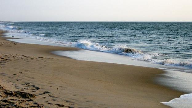 Waters off Ocean City, Md., are considered among the most clean, according to the NRDC.