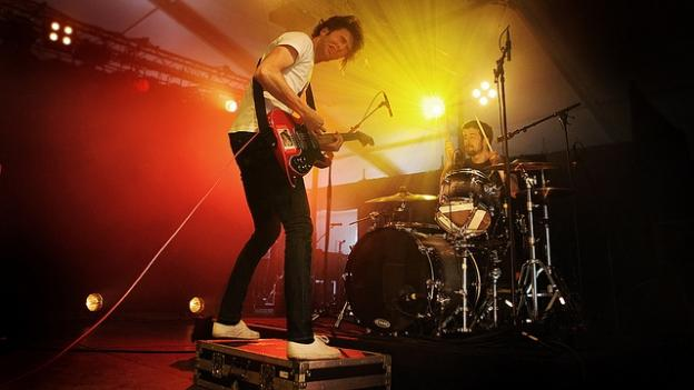 Japandroids bring melodic cacophony to the Rock N Roll Hotel in Northeast Saturday.