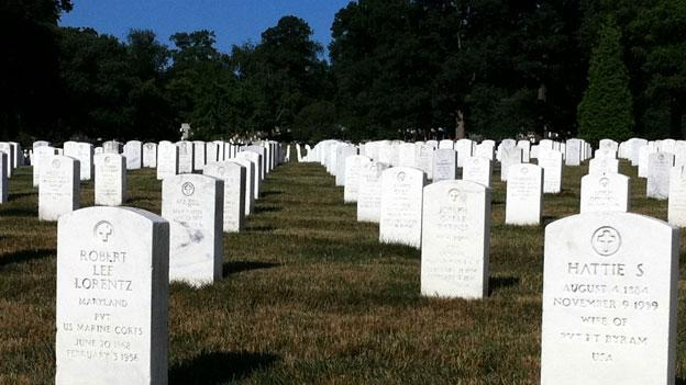 After a 2010 report showing hundreds of sets of remains may be mislabeled or misplaced at Arlington National Cemetery, the cemetery's administration undertook an effort to digitize all records pertaining to the burial ground.
