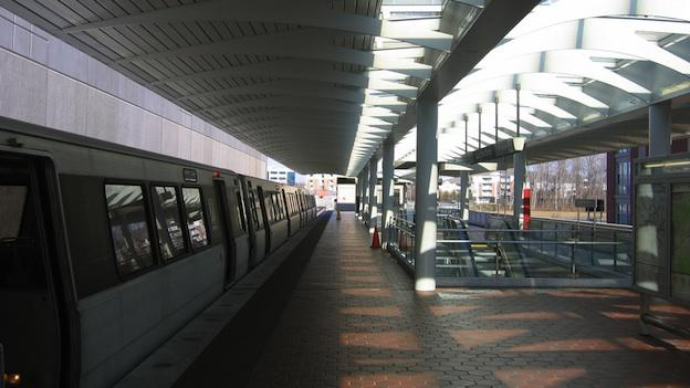 The last time D.C.'s Metro transit system shut down was in 2003 for Hurricane Isabel.