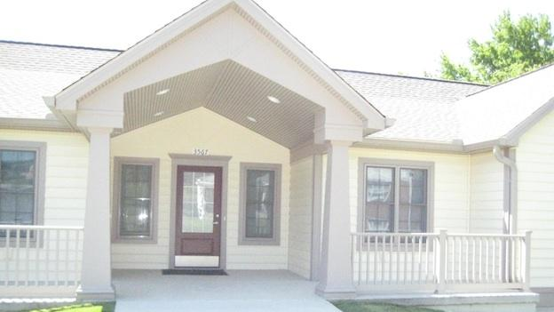The Maryland School for the Blind's second Independent Living Home opened in January 2012.