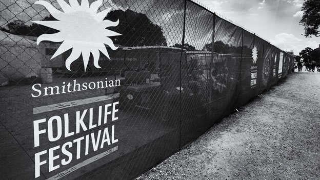 The Smithsonian Folklife Festival will have to be scaled back in order to satisfy National Park Service restrictions.