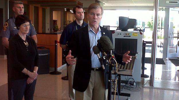 Gov. Bob McDonnell has declared a state of emergency for Virginia.