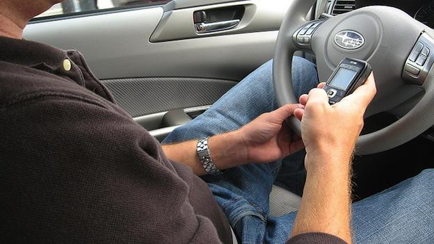 Texting while driving in Virginia in now a primary offense.